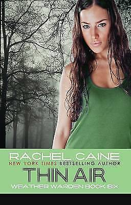 1 of 1 - Thin Air (Weather Warden, Book 6), By Rachel Caine,in Used but Acceptable condit