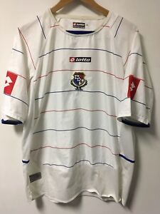 Details About Panama National Soccer Futbol Team Jersey Prenda Official Lotto Men S Size Xl