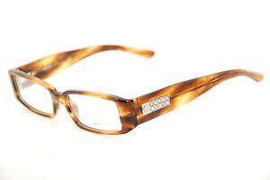 86ccc24a55b8 New Authentic Versace Mod. 3052-B 163 Havana 50mm Frames Eyeglasses ...