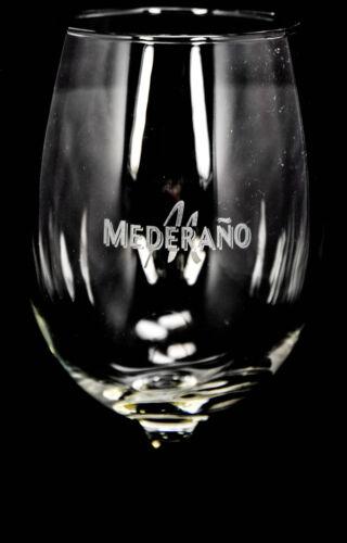 Hugoglas Freixenet Mederano Wein Kristall Glas im edlem Design Sektglas
