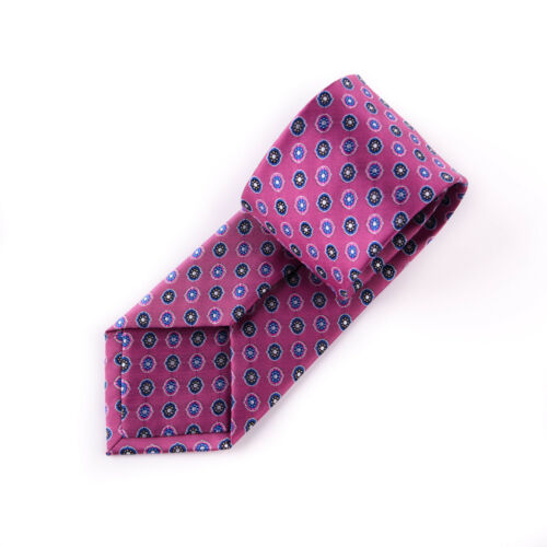 "Pink  3/"" Necktie Business Elegance Italian Traditional Style For Formal Business"