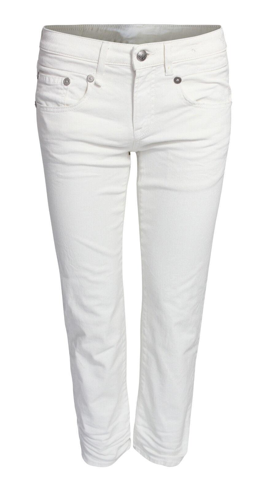 R13 Straight BOY jeans, modello modello modello r13w0091571, colore offbianca TG. 30 NUOVO c7da96