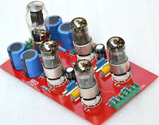CARY 6N8P X 4 tubes preamplifier board AR