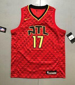 buy popular a843f d8ef8 Details about NBA Atlanta Hawks Dennis Schroder Youth Nike Basketball  Jersey Retail $70