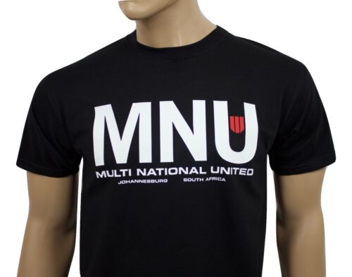 District 9 2009 inspired mens film t-shirt Multi National United