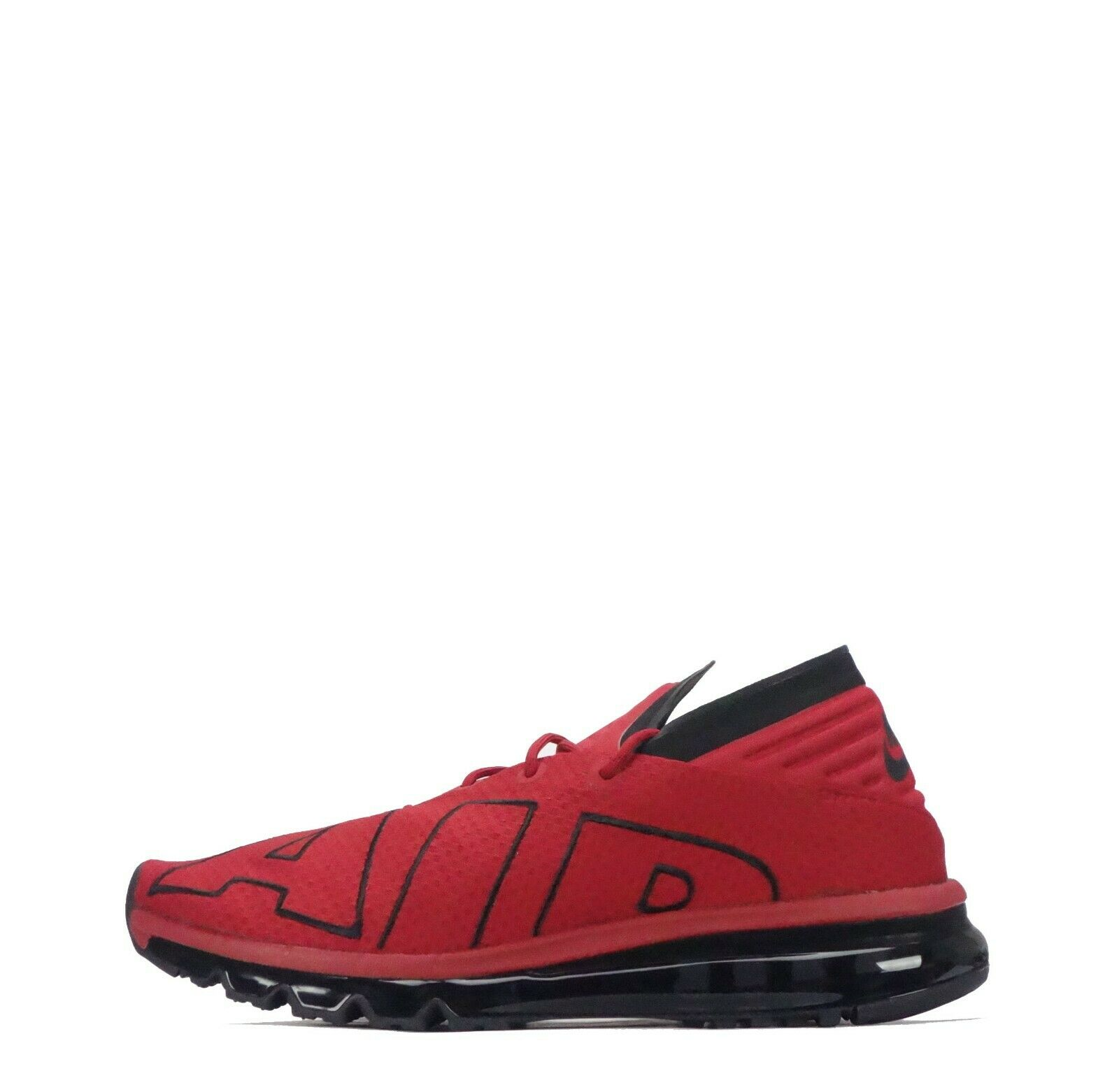 Nike Air Max Flair Men's shoes Gym Red Black