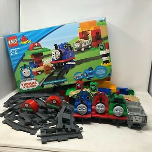 Lot-of-Thomas-The-Train-Lego-Duplo-5554-w-Troublesome-Truck-James-amp-Percy-80