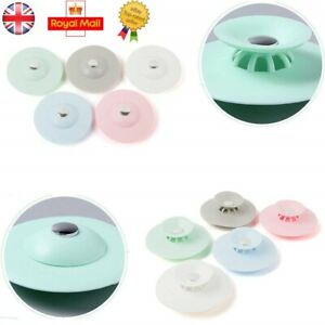 Silicone-Drain-Sink-Plug-Kitchen-Bath-Water-Drainer-Strainer-Disposal-Stopper