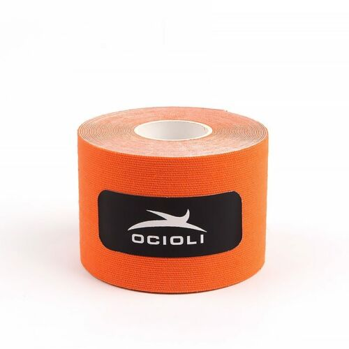 5cm X 5m Tape Roll Cotton Elastic Adhesive Muscle Bandage Strain Injury Support