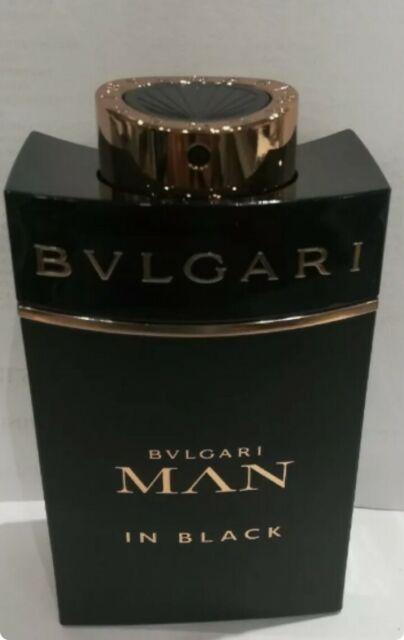 BULGARI MAN IN BLACK EDP VAPO NATURAL  SPRAY  - 100 ml  Originale  Senza Scatola