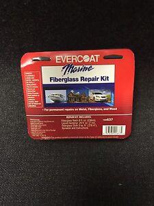 Evercoat 637 boat marine fiberglass repair kit evercoat 637 How to repair chips in fiberglass bathtub
