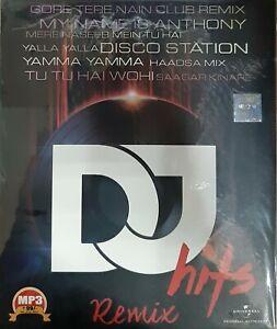 DJ Hits Remix Bollywood Hindi Songs MP3 (40 Songs)   eBay