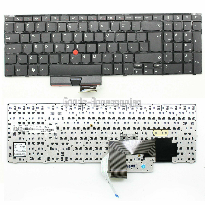 New US Layout Non-Backlit Laptop Keyboard for IBM Lenovo ThinkPad X100e-2876 X100e-3506 X100e-3507 X100e-3508 Black Notebook US