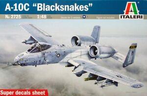 Italeri-A-10C-Blacksnakes-Ref-2725-Escala-1-48