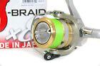 DAIWA J-BRAID X8 BRAIDED FISHING LINE Japan select lb test