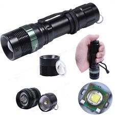 Hochwertig Zoombereich LED Taschenlampe 300 Lumen Licht Outdoor Handscheinwerfer