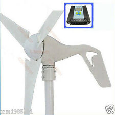 Wind Generator Kit Max Power 600W with 24V Wind/Solar Hybrid Controller NEW