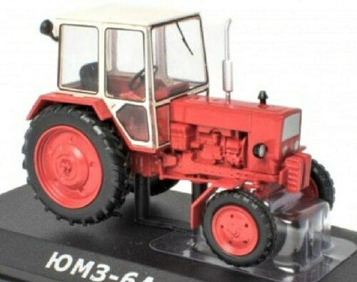 6 юмз-6 juschmasch 1970-2001 tractor rusia URSS remolcador 1:43 Jumz