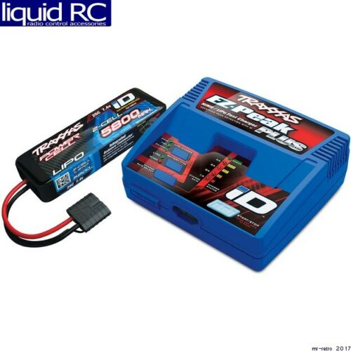 1-2843X Traxxas 2992 2S Battery//Charger Completer Pack 1-2970