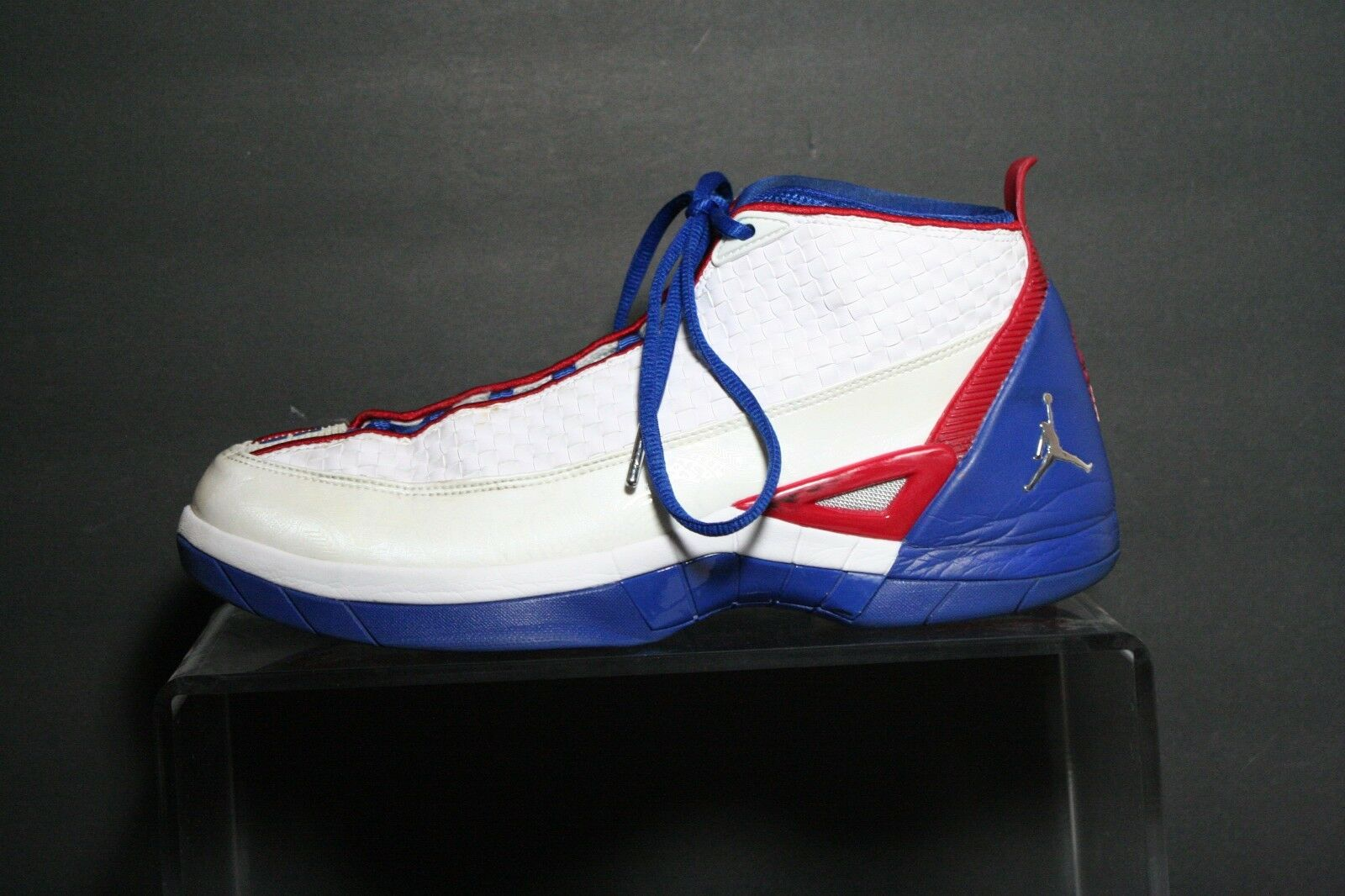 Nike air jordan, jordan, jordan, 15 se retro - 2007 - usa sportliche zehn olympischen basketball 6708a3