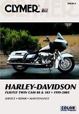 Harley Davidson FLH FLT Electra Glide Road King 1999-2005 Clymer Manual M430-4