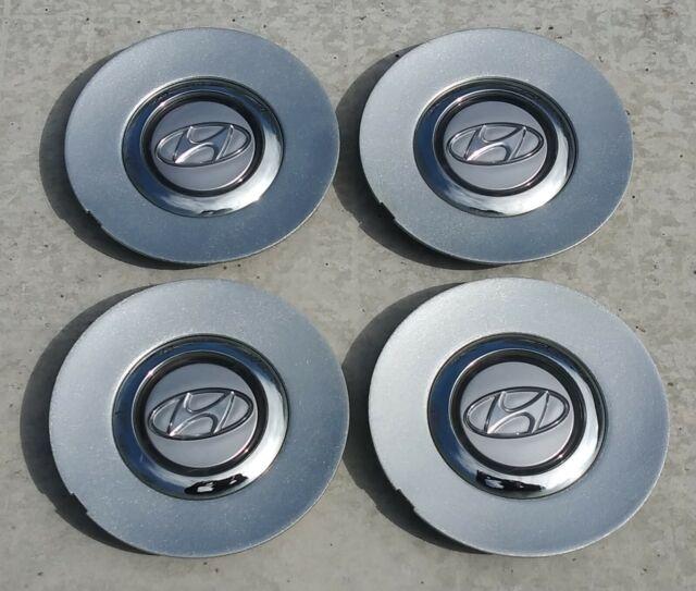 2000-2001 Hyundai XG alloy wheel centercap hub cap 1 #A