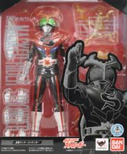 New Bandai S.H.Figuarts Kamen Rider Stronger Painted