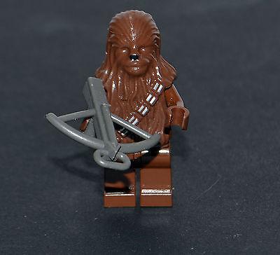 Lego Star Wars Minifigure Chewbacca  #4504 7260 8038 9516 10188