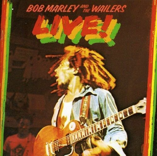1 of 1 - BOB MARLEY AND THE WAILERS LIVE AT THE LYCEUM BRAND NEW SEALED CD