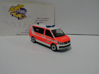 Herpa VW t6 autobús malteses Offenbach 093415
