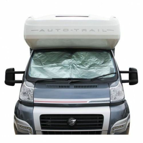 Fiat Ducato 2002-2005 External Thermal Blinds Window Cover Blind Kit