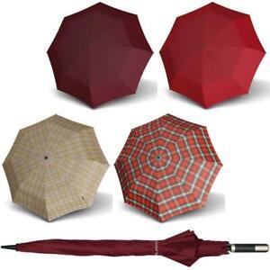 Knirps Golf Straight Handle Regenschirm Stockschirm