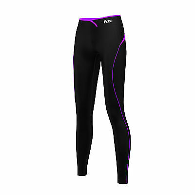 FDX Women Super Thermal Base Layer Compression Leggings Fitness Running Gym Pant