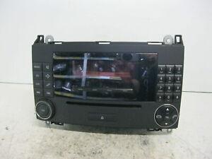 Radio-Mercedes-benz-A-180-CDI-Autotronic-Avantgarde-DPF-A1698204789-169