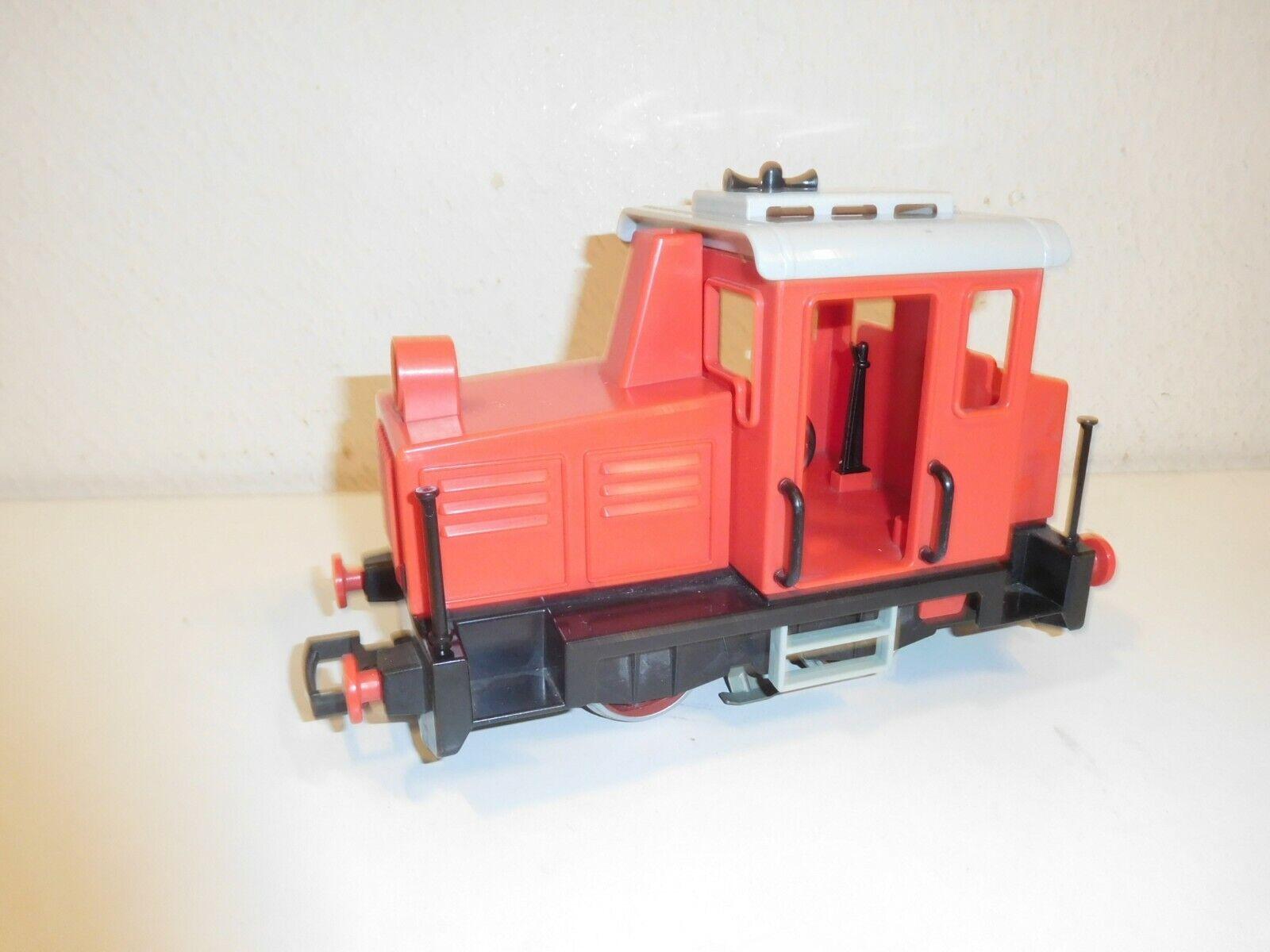 Playmobil  trainlocomotive LGB 4050 (2)