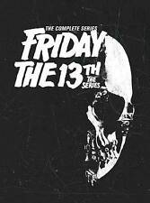 Friday the 13th: The Series - The Complete Series (DVD, 2016, 17-Disc Set)
