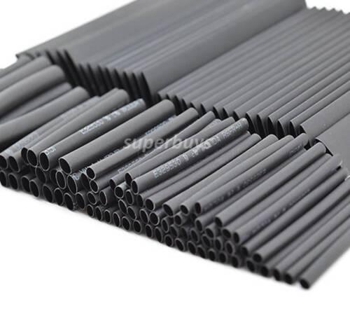 1pc or 127pc Heat Shrink Shrinking Shrinkable Tubing Tube Sleeve Crimp Wrap Wire