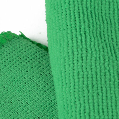 Green Micro Fiber Auto Car Detailing Cleaning Soft Cloth Towel Duster Wash