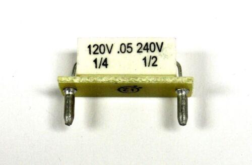 New KB Electronics KB-9839 resistor 1//4hp 90-130vdc horsepower resistor