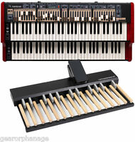 Nord Pedal Keys 27 PK27 PK-27 NEW FULL WARRANTY For the C2 or C2D Organ Musical Instruments