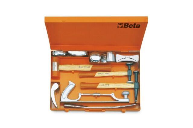 Beta Tools 1369 / C11 11pc Muñeca & Martillo Set en Caso Body Shop Reparación