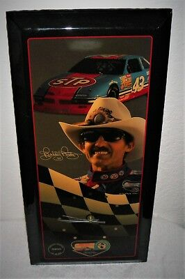 Richard Petty 1992 Fan Appreciation Tour Clock Limited Edition 8,045 Of 20,000 Fan Apparel & Souvenirs Sports Mem, Cards & Fan Shop