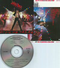 JUDAS PRIEST-UNLEASHED IN THE EAST(LIVE IN JAPAN)-1979-COLUMBIA REC-USA-CD-MINT-