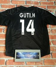 WOW! GUTI away LARGE Real Madrid Spain 2004-2006 football shirt RARE VINTAGE