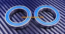 Rubber Sealed Ball Bearing Bearings MR2437RS 24*37*7 5pc MR2437-2RS 24x37x7 mm