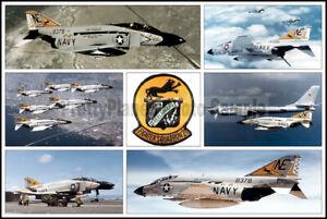 USN-F-4-Phantom-VF-21-Freelancers-Aircraft-Photo-Collage