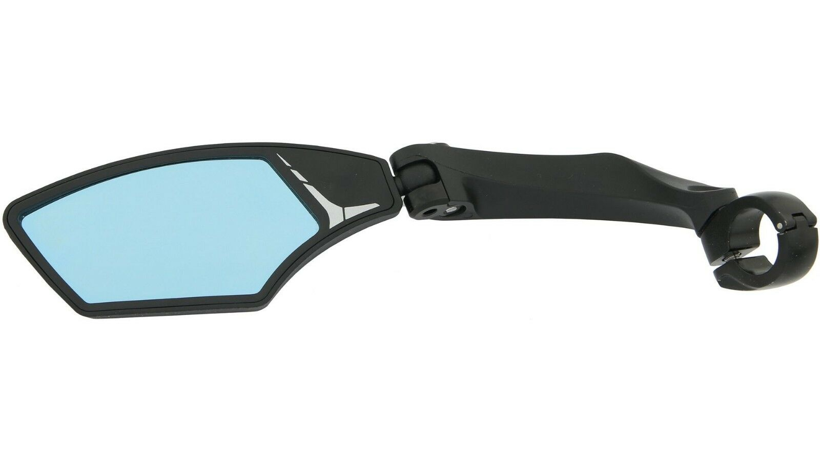 Bike and E-Bike Rear View Mirror   E-View Deluxe   Adjustable, Right Side