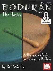 AgréAble Bodhran The Basics Sheet Music Book With Audio Beginners Guide Apprendre à Jouer-afficher Le Titre D'origine