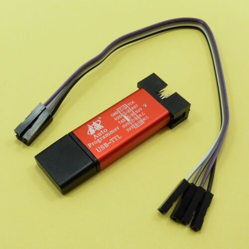 Different USB to TTL Serial Adapter Module 3.3V 5V Connector Cable
