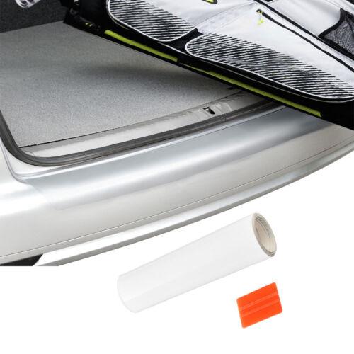 Ladekantenschutz-Folie Lack Schutz Kratzer Transparent für Ford Kuga 2 II 2013